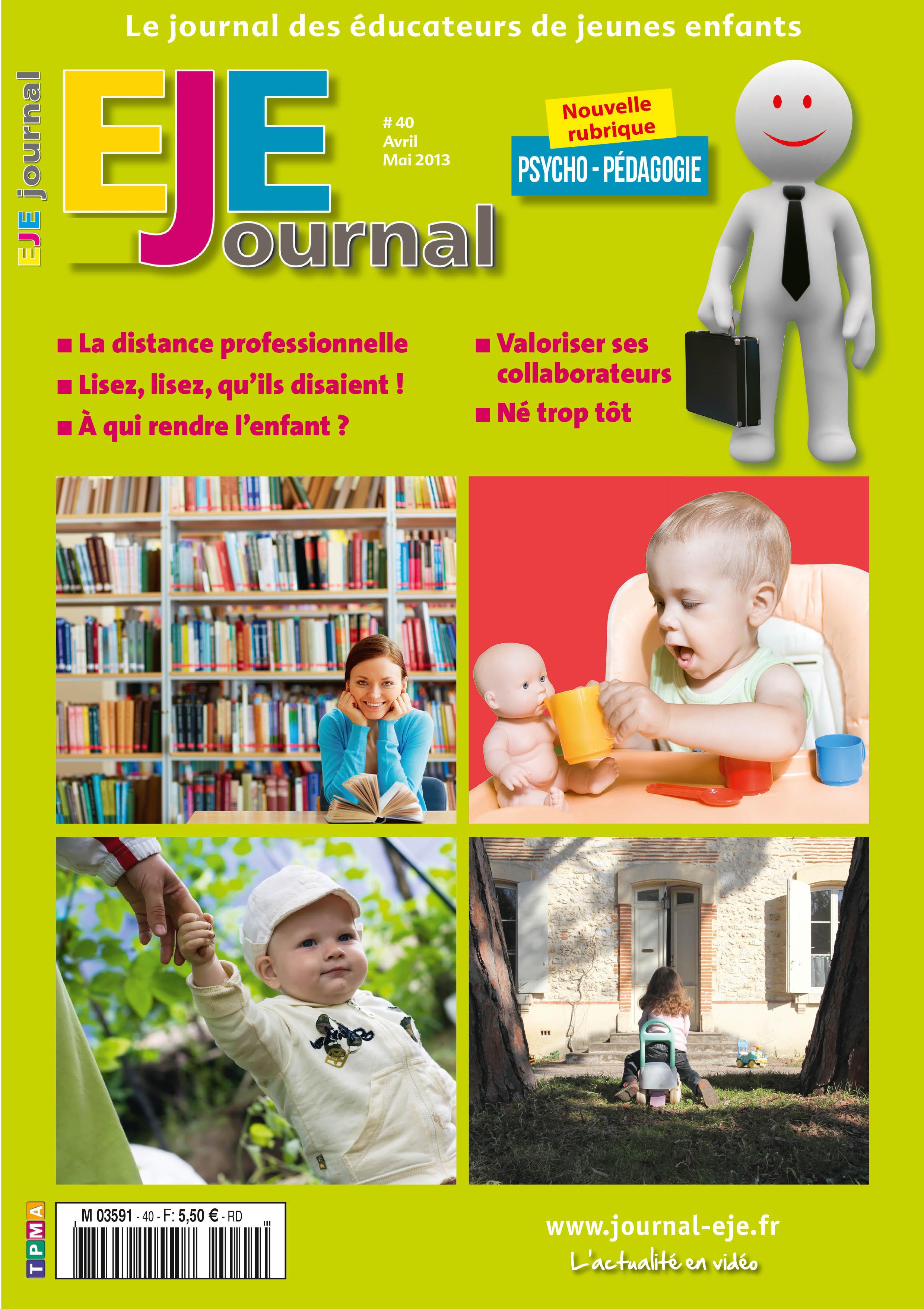 abonnement  u00ab eje journal